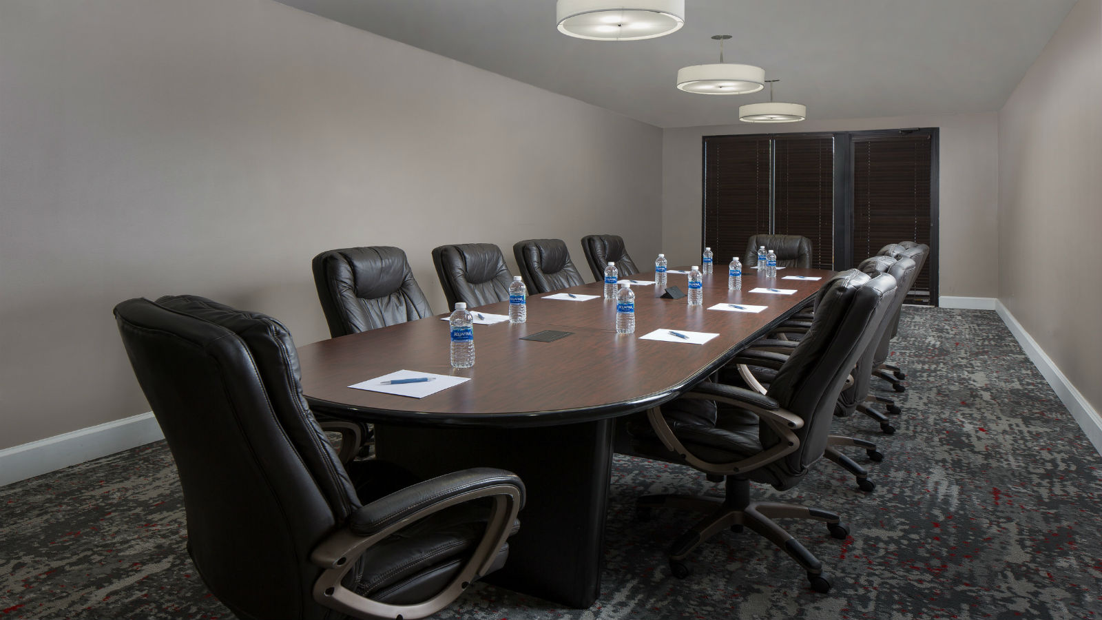 Event Venues Orlando - Executive Boardroom